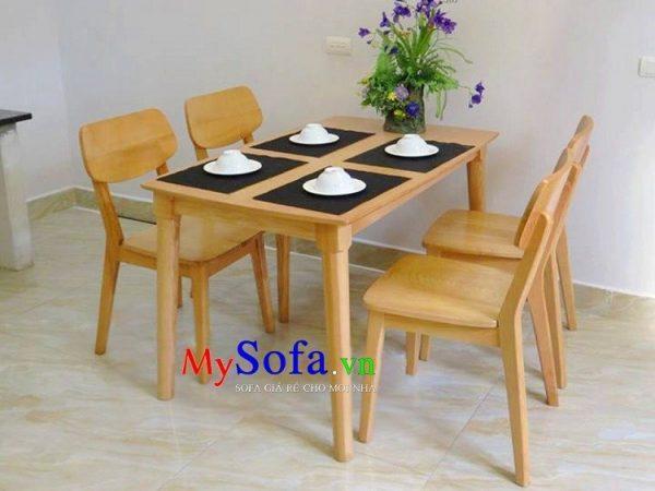 bàn ghế ăn hiện đại đẹp